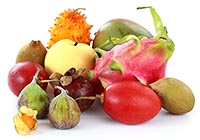 Экзотические фрукты Тайланда