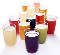 Употребляем утром натощак свежевыжатые соки