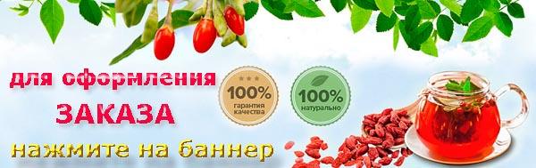 Оформить заказ и купить ягоды годжи в интернет-магазине с доставкой по России.