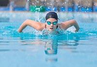 Стиль плавания: баттерфляй