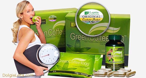 польза зеленого кофе в различных упаковках и капсулах