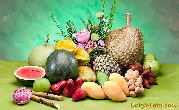 Самые экзотические фрукты мира