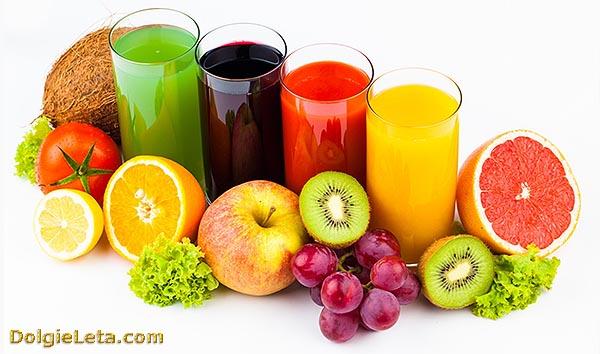 Фреши: польза свежевыжатых соков