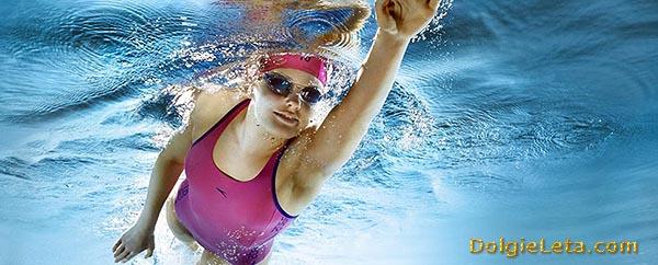 Как научиться правильно плавать кролем