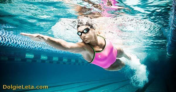 как правильно плавать чтобы похудеть в плечах