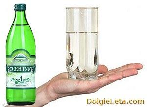 Состав и свойства минеральной воды Ессентуки 4