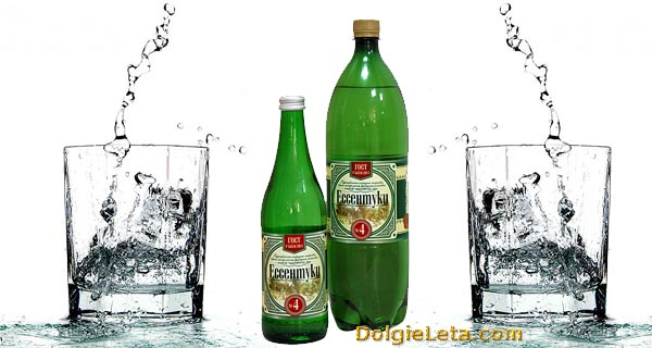 Вода в бутылках ессентуки 4 показания к применению