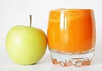 Рецепт яблочно-тыквенного сока