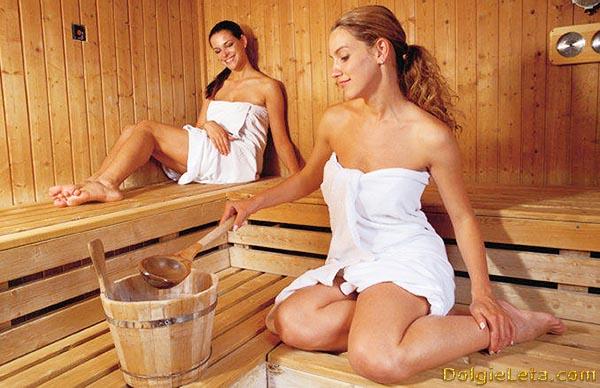 Польза сауны для похудения для девушек.