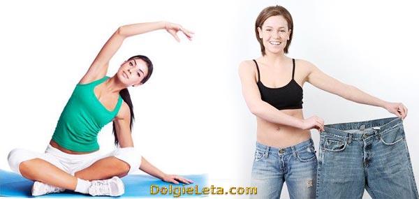 Комплекс упражнений и занятия калланетикой для похудения. Эффективные полезные тренировки.
