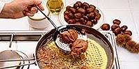 Приготовление полезных плодов каштана - лечебные свойства орехов.