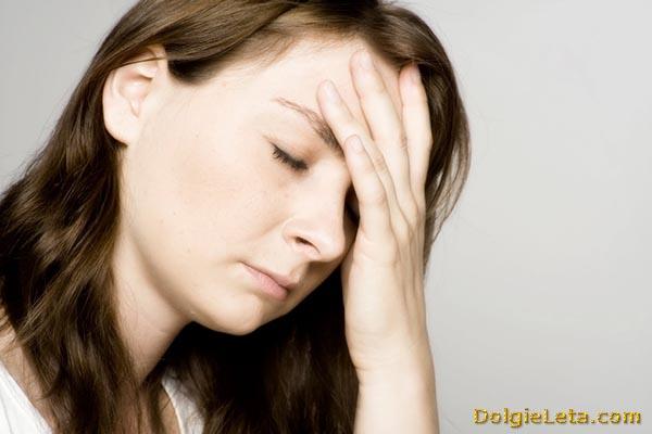 Симптомы переутомления и утомления.