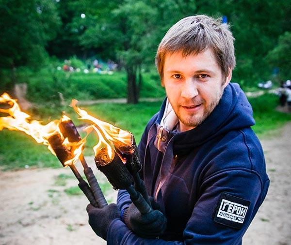 Сергей Королев - основатель движения