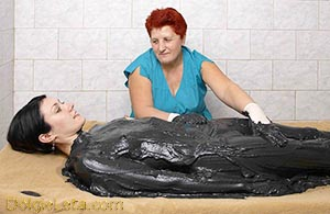 Пелоидотерапия - показания к применению лечебной грязи. Фото.