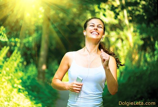 Польза утренних пробежек - чем полезна и с чего начать.