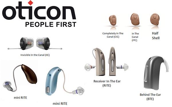 oticon - отикон