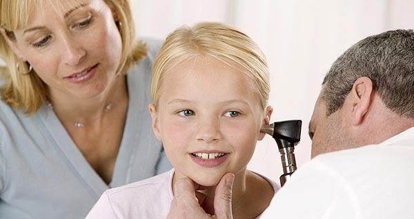Снижение слуха у ребенка - консультация  врача специалиста.