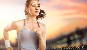 Чем полезна утренняя пробежка для человека.