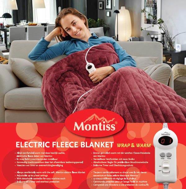 Электроодеяло Montiss - фото