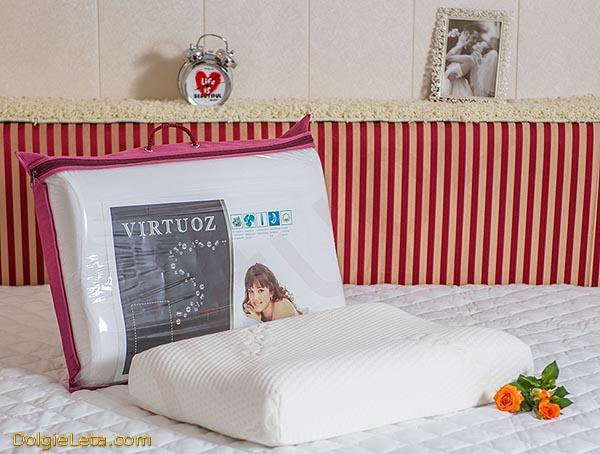 Выбор ортопедической подушки Virtuoz в качестве подарка.