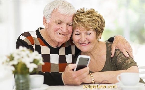 Как выбрать лучший и удобный телефон для пожилого человека.