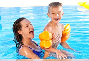 Отзывы о генетическом тесте Атлас - мама плавает с ребенком.