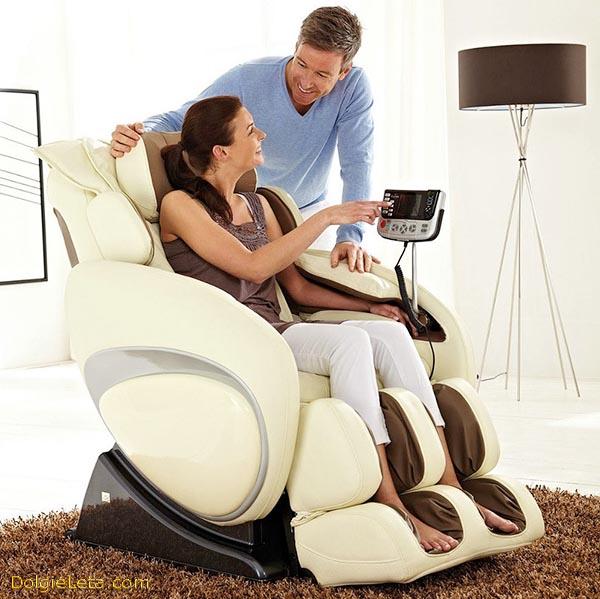 Как выбрать массажное кресло для дома - применение в домашних условиях.