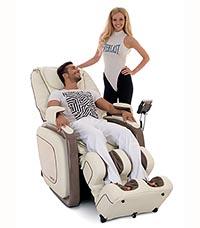 Массажное кресло для дома - для всей семьи.