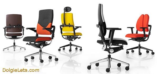 Как правильно выбрать компьютерное ортопедическое кресло для дома и офиса.