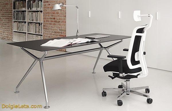 Ортопедическое офисное кресло компании Wagner - фото