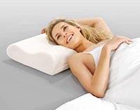 Как выбрать ортопедическую подушку - женщина в прекрасном самочувствие