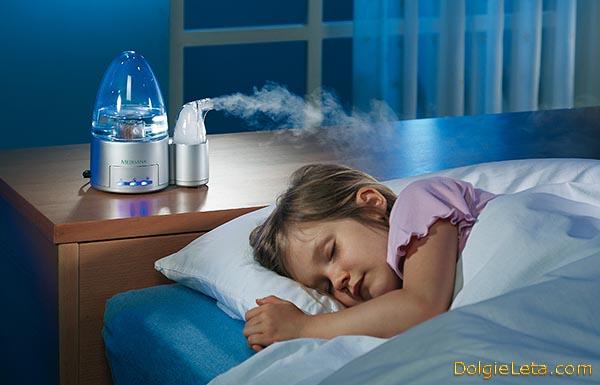 Как выбрать увлажнитель воздуха для дома - Польза или вред для детей от использования прибора.