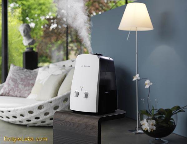 Для чего нужен увлажнитель воздуха в квартире - польза устройства.