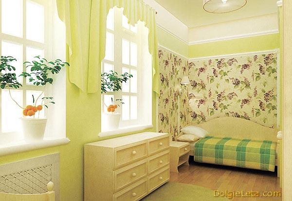 """Дом престарелых """"Источник"""" - фото комнаты."""
