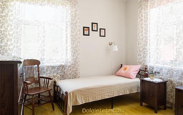 """Фото комнаты мини-пансионата """"Европейский"""" для пожилых людей."""