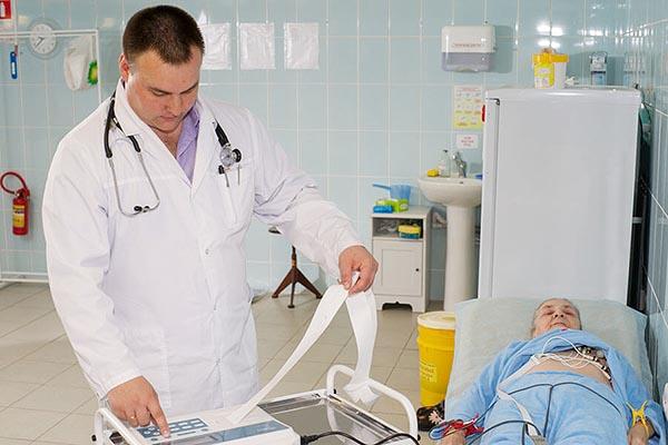Лечение и реабилитация пожилых людей в домах престарелых.