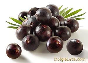 Асаи - полезные свойства ягоды.