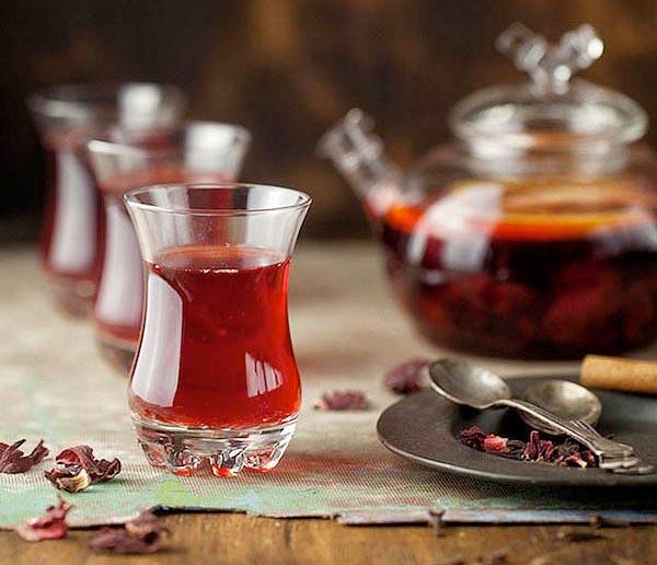 Чай Каркаде - польза и вред напитка для организма.