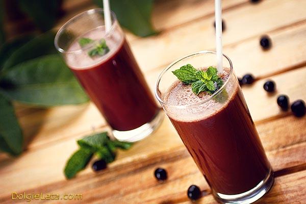 Напиток из Асаи - отзывы о ягодах.