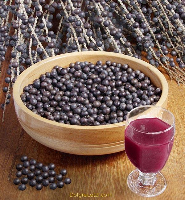 Полезные свойства ягоды Асаи - польза и вред для организма.