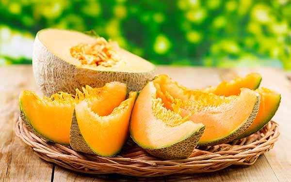 Дыня: полезные свойства, состав и витамины