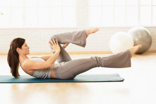 Комплекс упражнений для зарядки