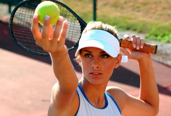 Теннис для похудения
