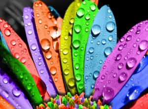 Как цвет влияет на настроение человека