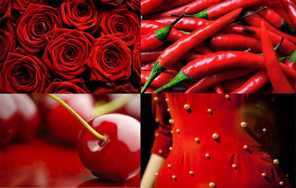 Влияние красного цвета на настроение человека и состояние
