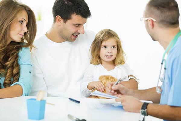 Лечебные программы в санаториях для детей и родителей