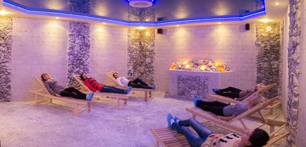 Комната спелеотерапии