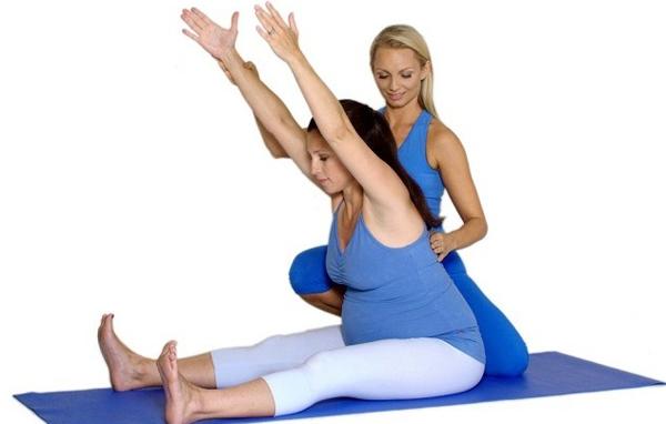 Пилатес для беременных - можно ли заниматься тренировками