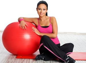 Пилатес для начинающих - упражнения в домашних условиях