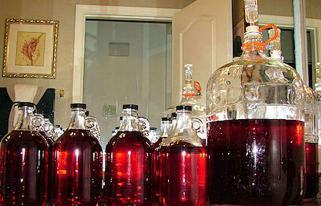 Вино из боярышника - рецепт